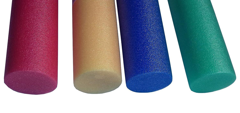Muma - Flotador tubular de espuma, 160 cm, color verde: Amazon.es: Deportes y aire libre