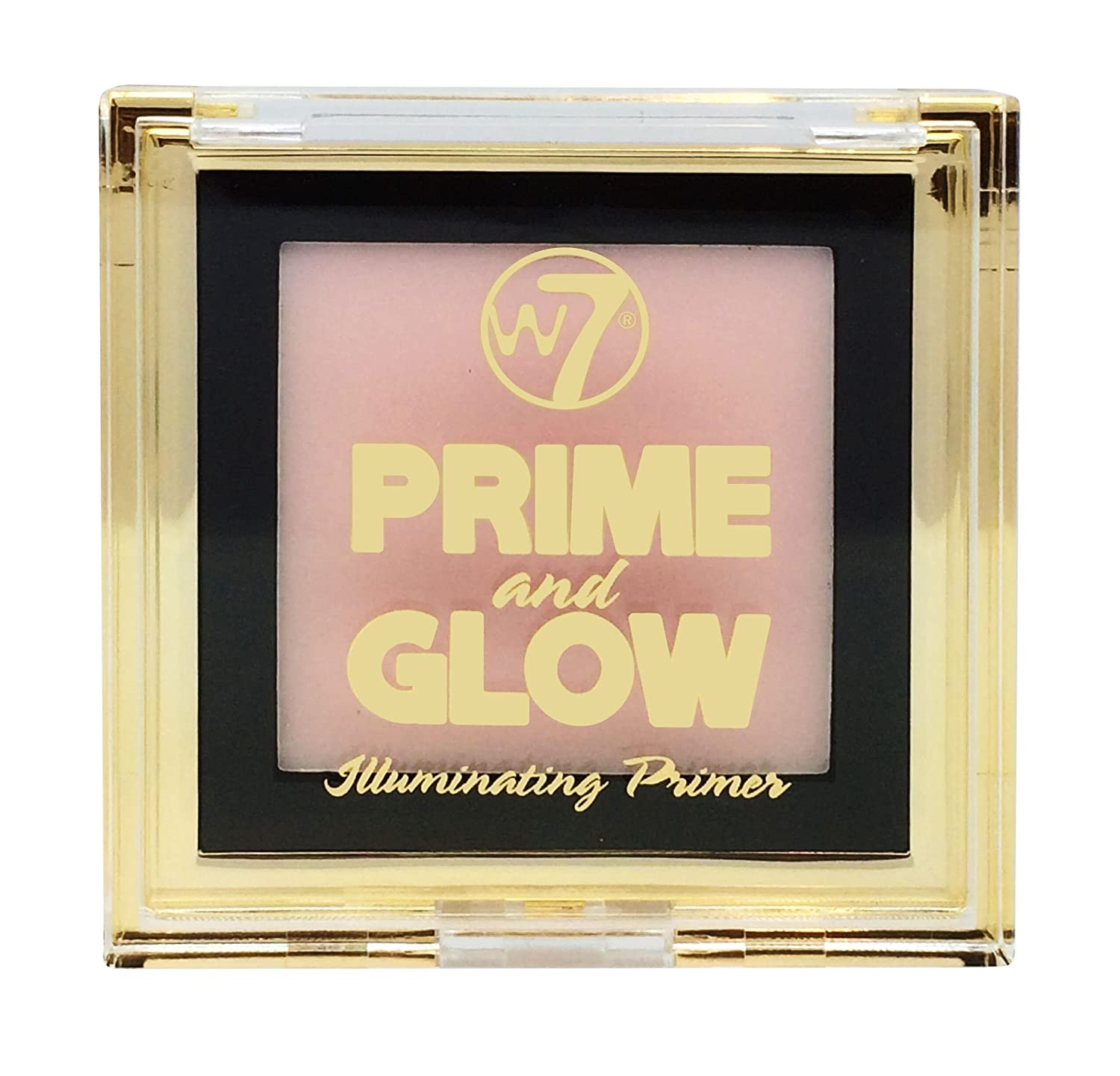 W7 Prime And Glow Illuminating Primer Compact by W7 W7 Cosmetics Spain 5060406142211