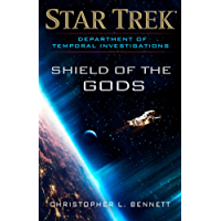 Department of Temporal Investigations: Shield of the Gods (Star Trek: Deep Space Nine) (English Edition)