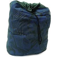 "BlackCanyon Outfitters BCOMLBGN Green 22"" x 32"" Mesh Laundry Bag"