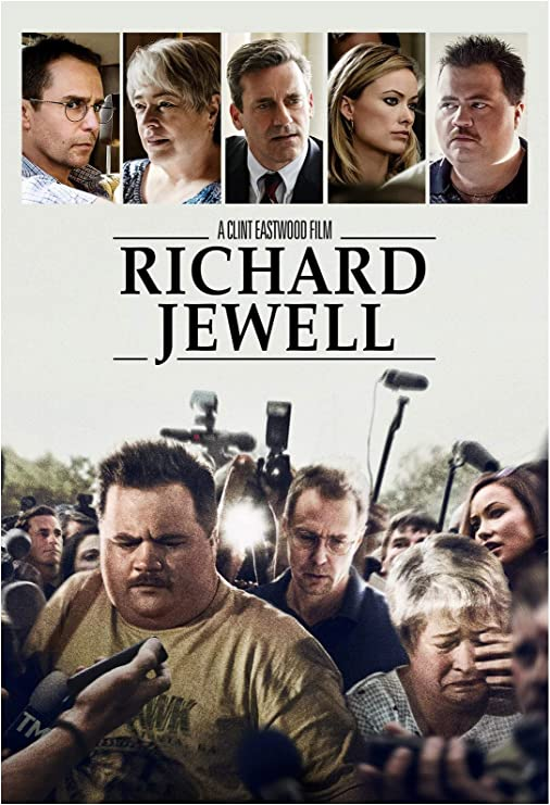 Amazon.com: Richard Jewell Movie Poster 24 x 36 Inches Full Sized Print Unframed Ready for Display: Posters & Prints
