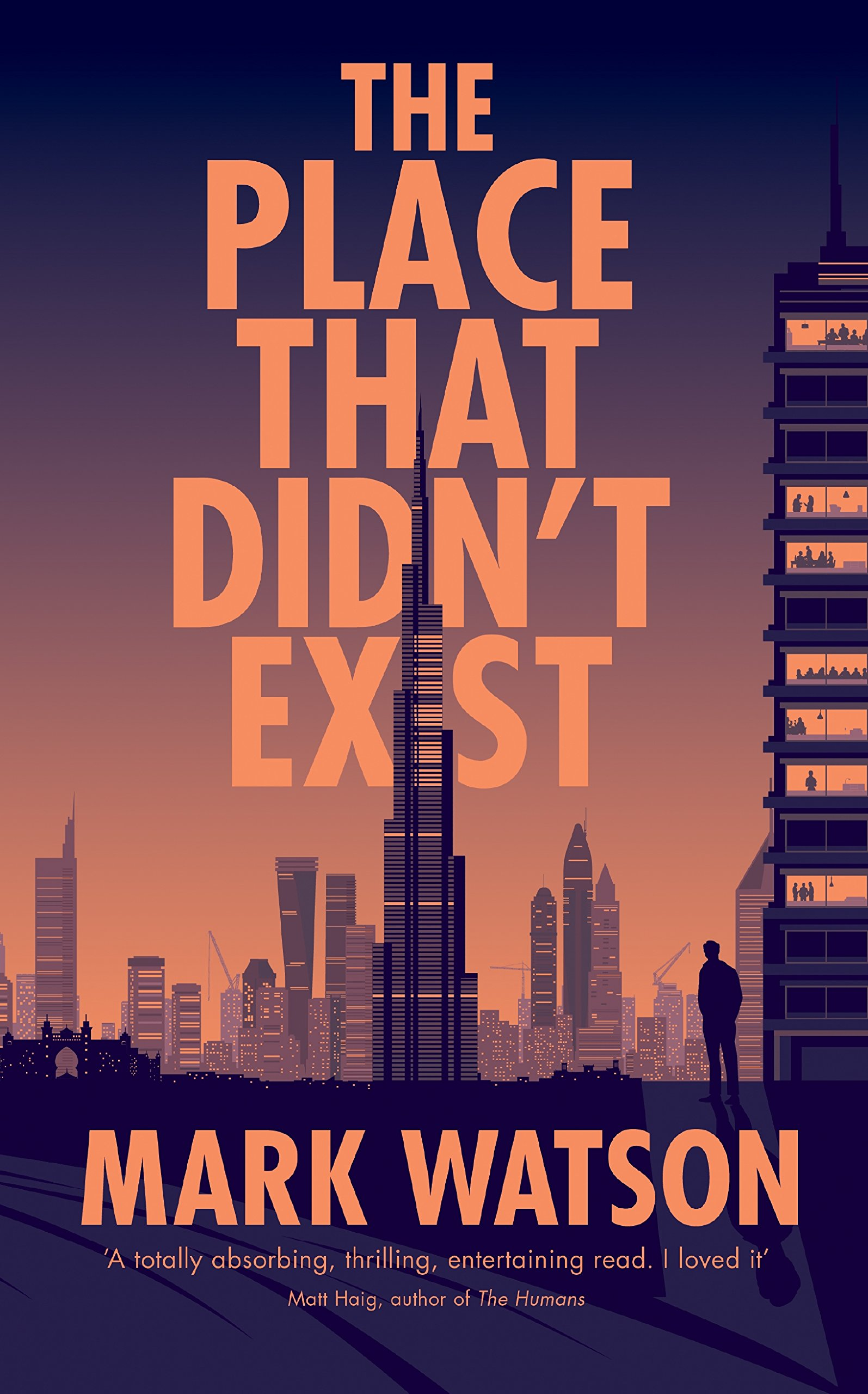 The Place That Didn't Exist PDF