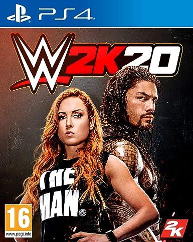 81mAxEmatDL. SX385 - Bug, Glitch e altre magiche magie nel nuovo WWE 2K20