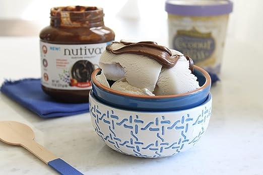 Nutiva Organic Hazelnut Spread with Cocoa, Classic, 13 Ounce: Amazon.es: Salud y cuidado personal