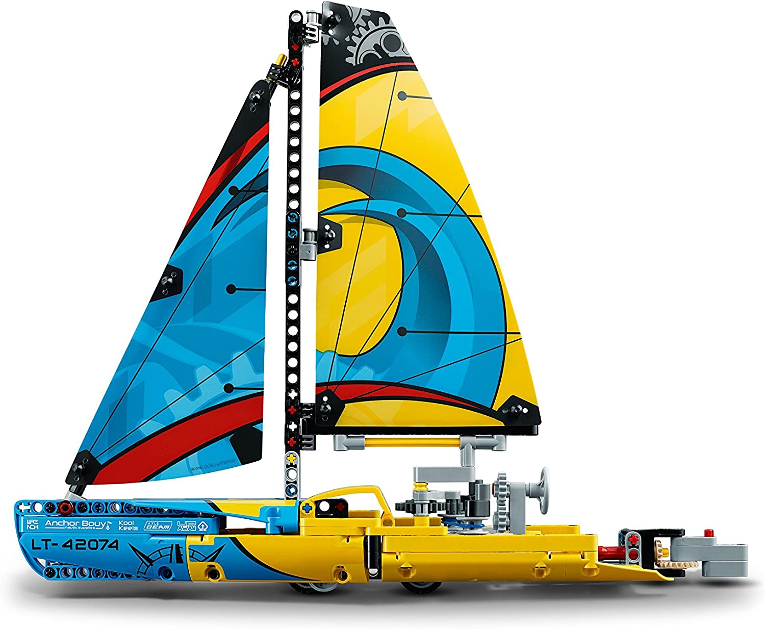 Lego Technic 42074 Racing Yacht