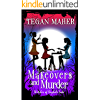 Makeovers and Murder: Witches of Keyhole Lake Book 8 (Witches of Keyhole Lake Southern Mysteries)