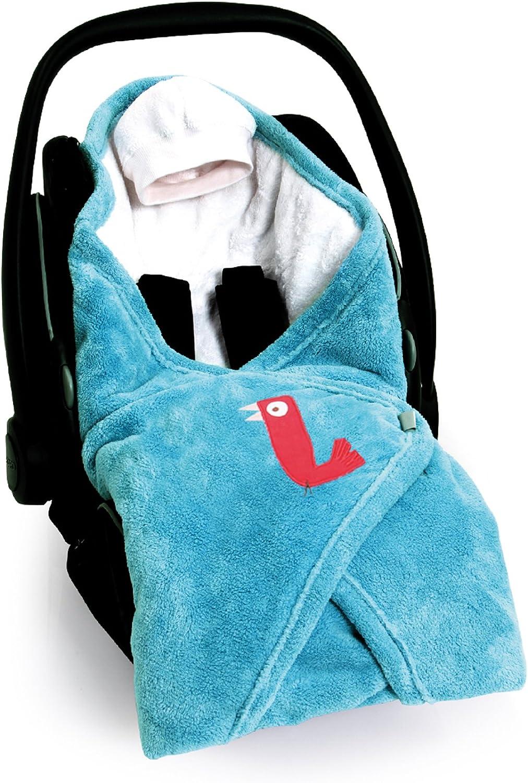 Bemini by Baby Boum Couverture enveloppante hiver universelle et multi-usage Softy CRAZY Artic