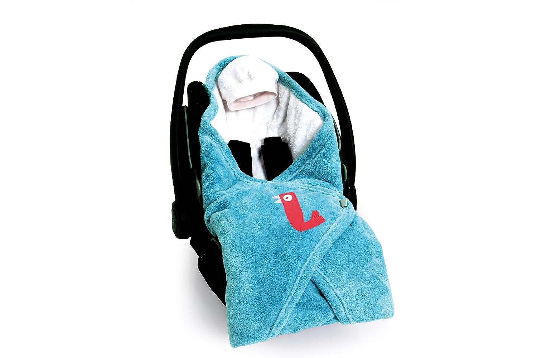 Bemini by Baby Boum Couverture enveloppante hiver universelle et multi-usage Softy CRAZY Artic BABYBOUM 392CRAZY70SF