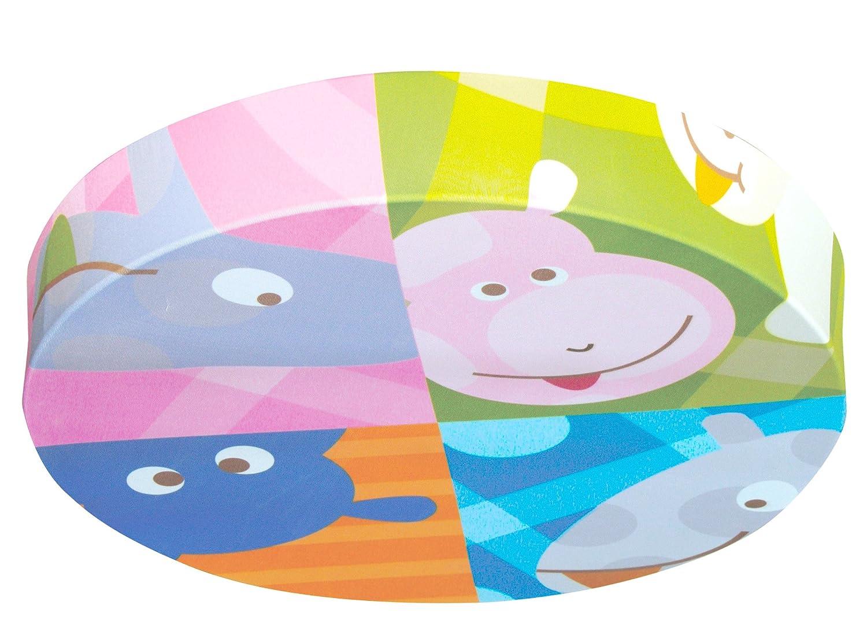 Atlamp plafon applique bambini rete cm amazon illuminazione