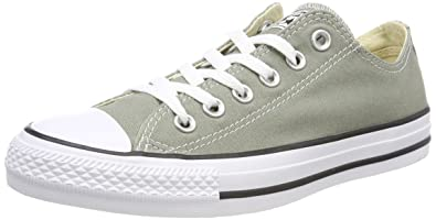 f3e9cd9d9748 Converse Adults  CTAS Ox Dark Stucco Trainers  Amazon.co.uk  Shoes ...