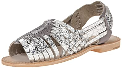 Seychelles Square Silver Women high end