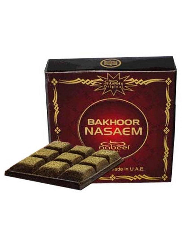 BAKHOOR NASAEM NABEEL Traditional Home fragrance Arab Gift Incense -40g