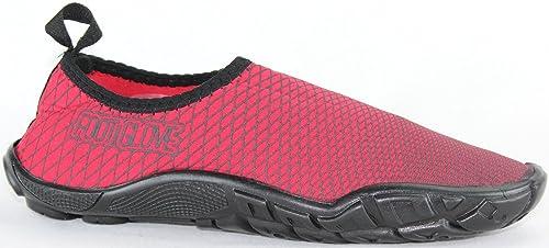 Foot Glove Zapato Acuatico Marca Modelo Line Rojo - Negro Talla 23 ... 2aa50500e1059