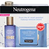 Neutrogena Oil Free Eye Makeup Remover and Towlettes