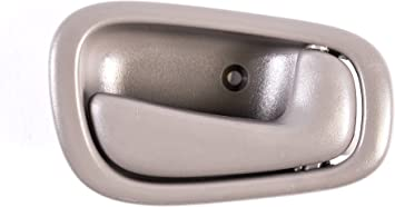 1998, 2000, 2001, 2002 Replacement Front Right Passenger Side Gray Door Handle for 98-02 Toyota Corolla TO1353165