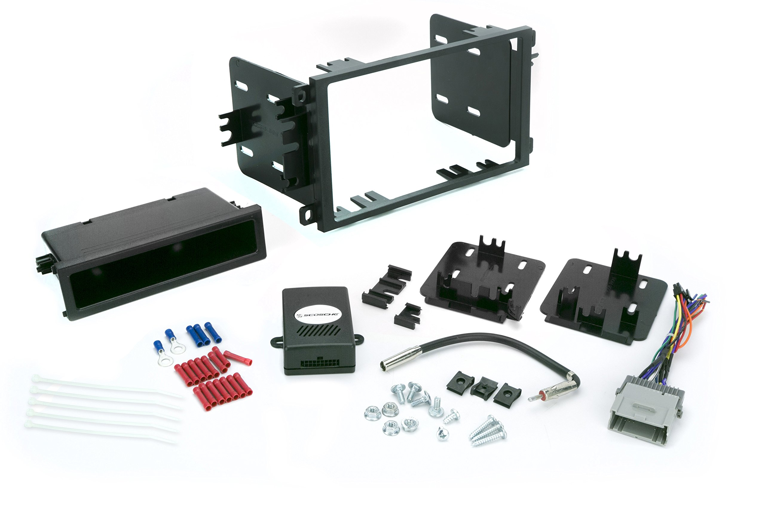 Install Centric ICGM9BN Gm/Select Import 1992-12 Complete Installation Kit with Interface