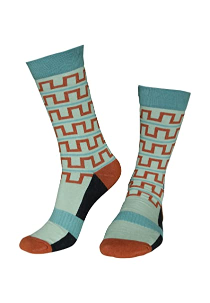 Musterbrand Zelda Socks Unisex Hyrule Walk cotton calf high Light Green: Amazon.es: Ropa y accesorios