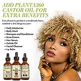 Organic Castor Oil For Hair Growth