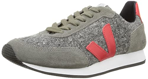 Veja Arcade - Zapatillas para mujer, Gris (1143/graphite/gris/pekin), 37: Amazon.es: Zapatos y complementos