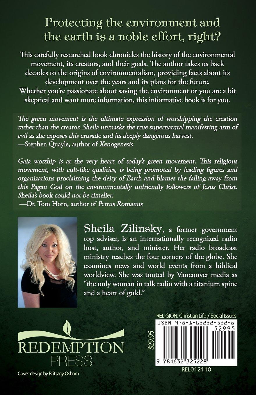 green gospel the new world religion sheila zilinsky green gospel the new world religion sheila zilinsky 9781632325228 com books