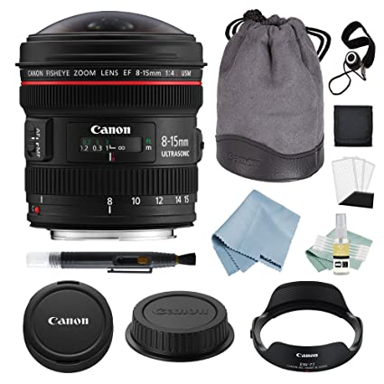 Review Canon EF 8-15mm f/4L