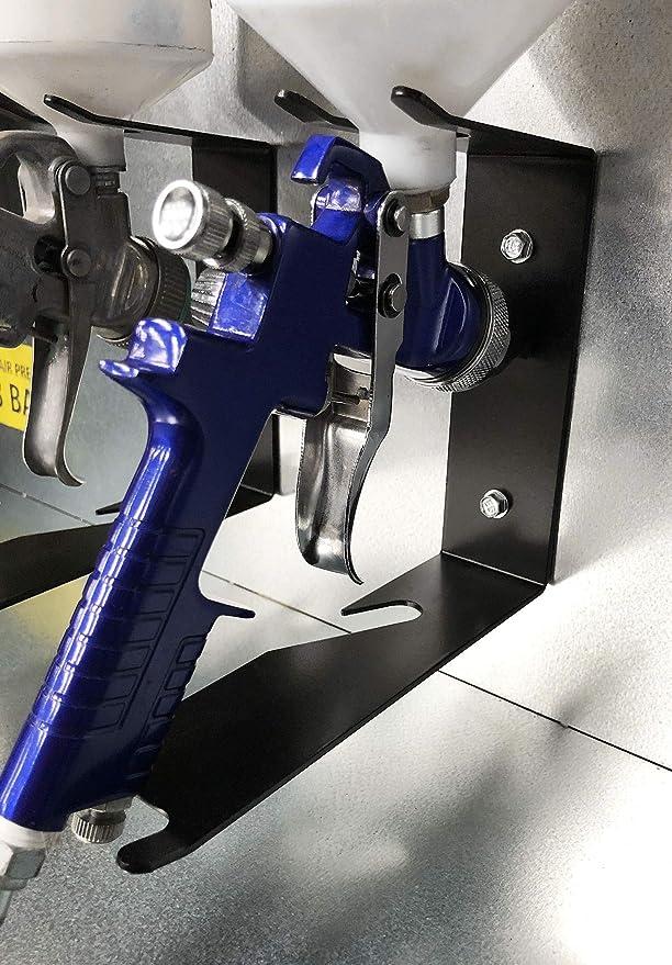 Hvlp Halterung Zum Einhängen Von Sprühpistolen Wandmontiert Auto