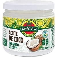 Campo Vivo Aceite de Coco, 300 ml