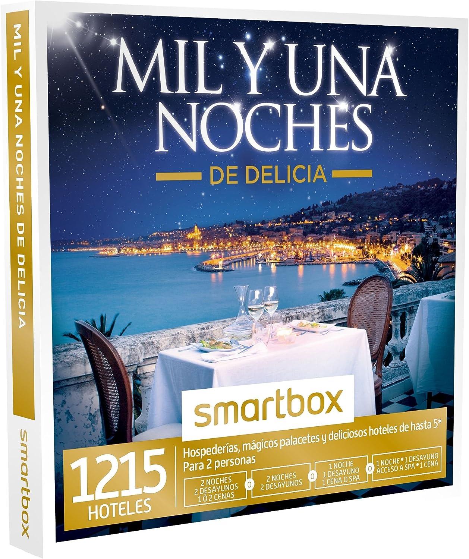 SMARTBOX - Caja Regalo -MIL Y UNA NOCHES DE DELICIA - 1215 ...