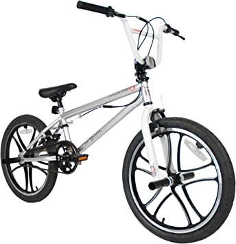 Mongoose Mode 270 V2 Bicicleta BMX Freestyle de 20 Pulgadas ...