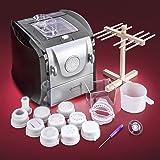 Electric Pasta Maker - STX International - Model STX-1400-TPF - The Pasta Factory with 9 Pasta Variety Dics