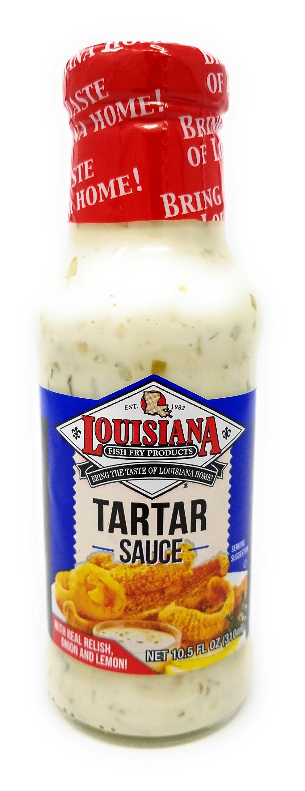 Louisiana Fish Fry Tartar Sauce 10.5oz - Pack of 2