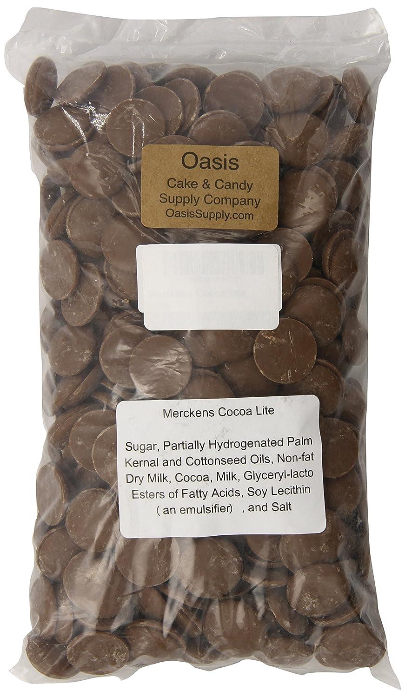 Amazon.com : Merckens Milk Chocolate 2 Pounds : Chocolate ...