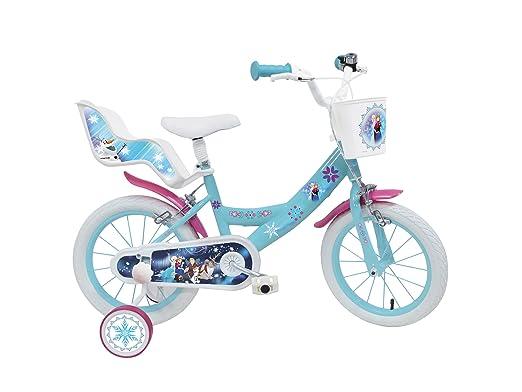 28 opinioni per Mondo- Bicicletta per bambini, munita di ruota da 14'', modello con colori