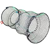 Jmkcoz 1PC Crab Trap Crawfish Lobster Shrimp...
