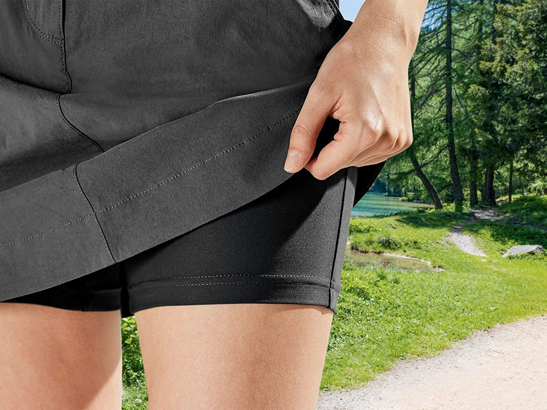 Crivit/® Damen Shorts Funktionsshorts Wanderhose kurz