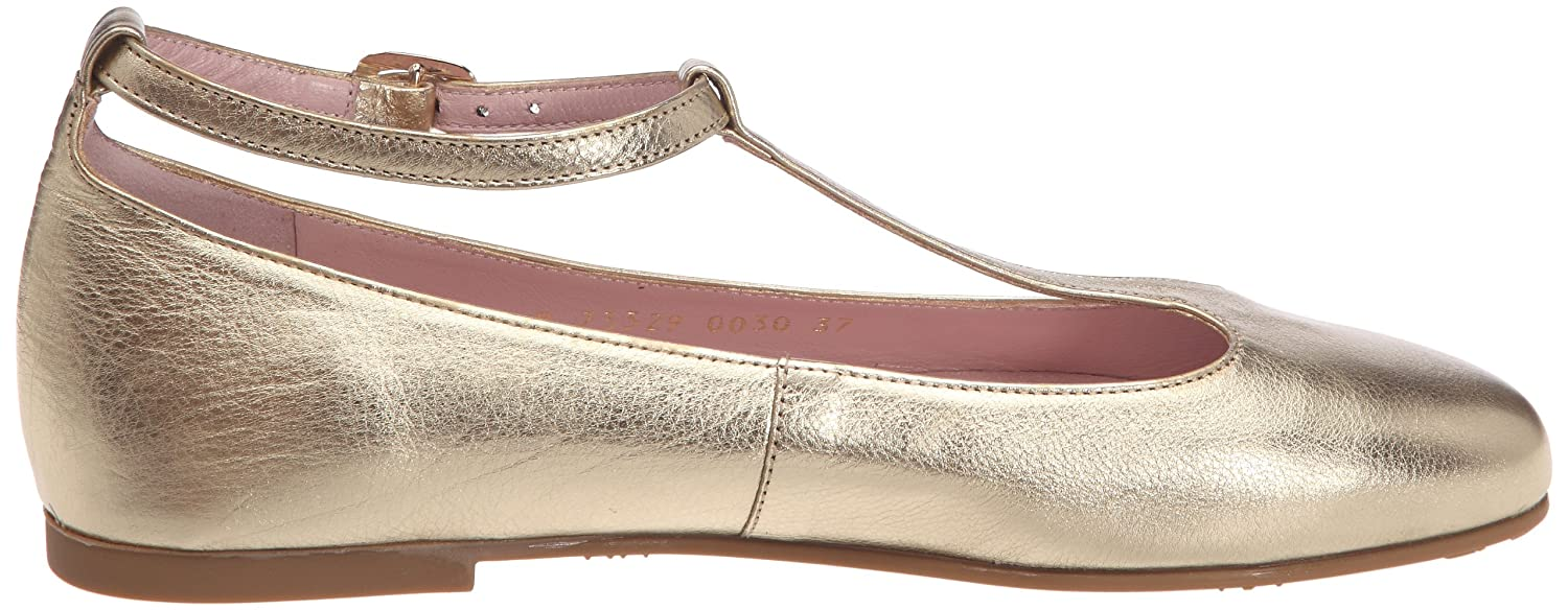 Pretty Ballerinas Women's 40621 Ballet Flats Gold Or (Bella oro) 3:  Amazon.co.uk: Shoes & Bags