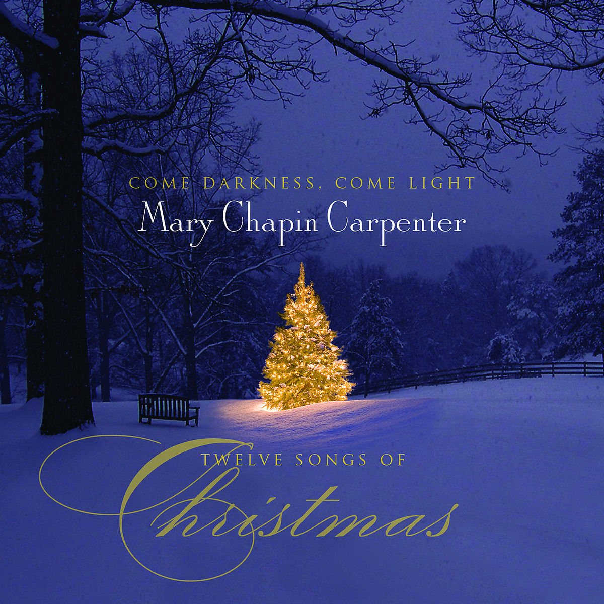 Come Darkness, Come Light: 12 Songs of Christmas - Mary Chapin ...
