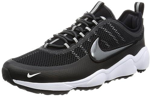 dbf8a9a18c449 Nike Men s Zoom Sprdn Black MTLC Hematite Anthracite Running Shoe 10 ...
