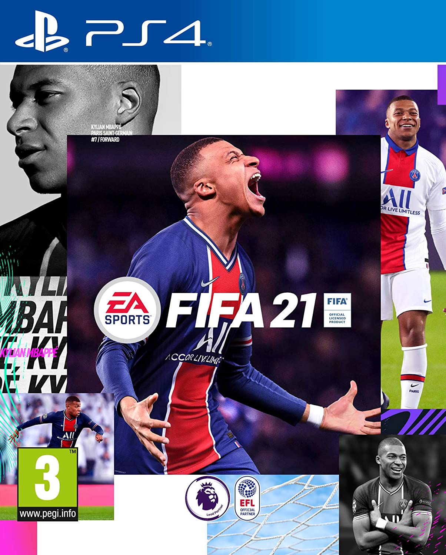 Fifa 21 [PS4] |