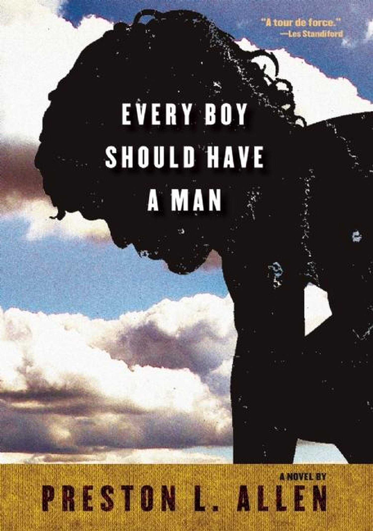 Every Boy Should Have a Man ebook