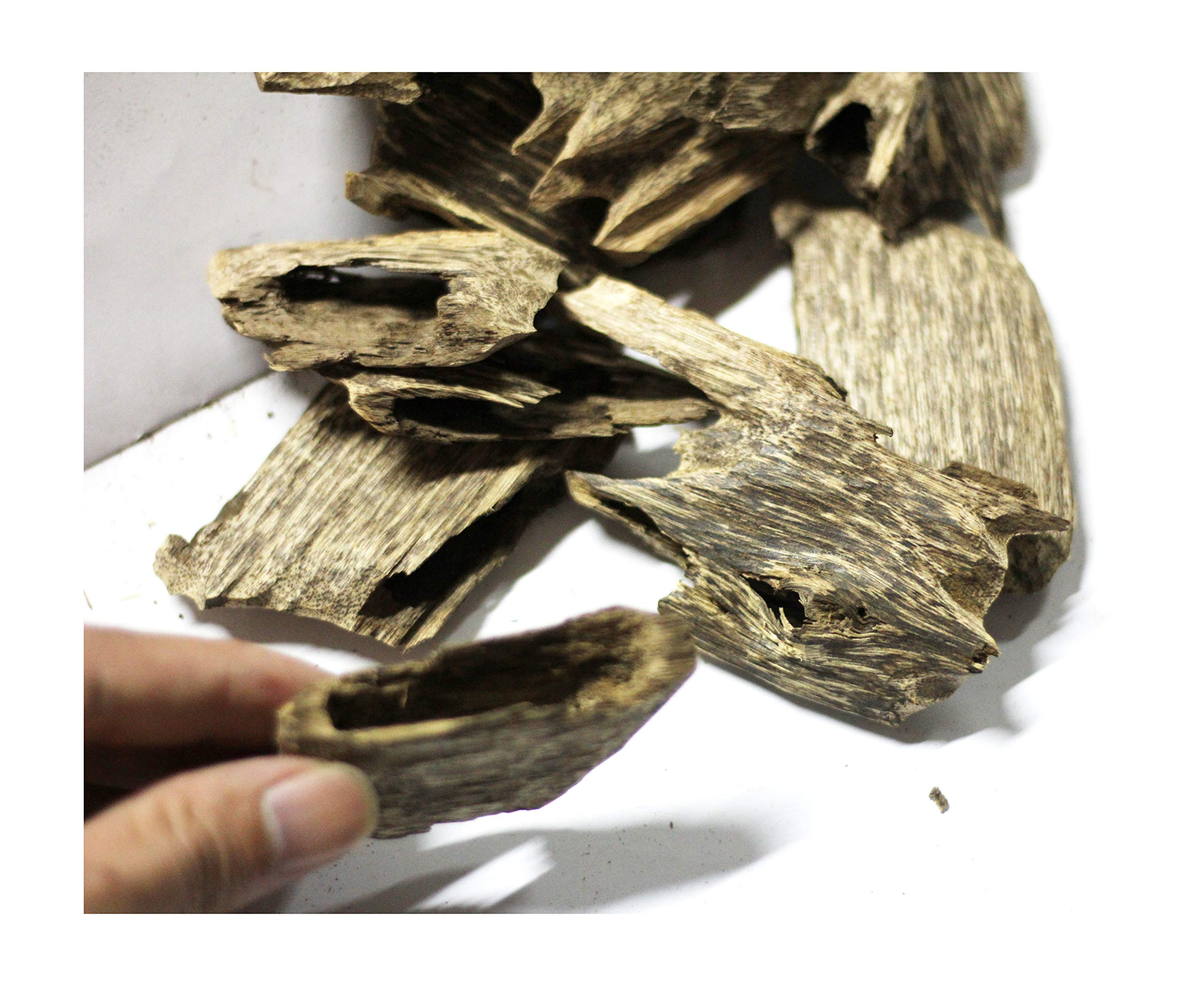 200 gram VIETNAM AGARWOOD CHIP- STEAM YOUR HOUSE-GRADE A by Agarwood-Incense (Image #2)