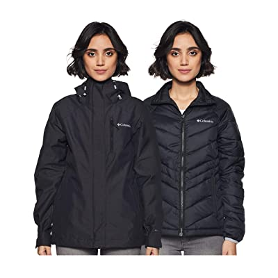 .com : Columbia Whirlibird Iv Interchange Jacket : Clothing