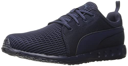 Zapatillas Hombre Carson Dash Cross-Trainer, Puma Black, 7 M US