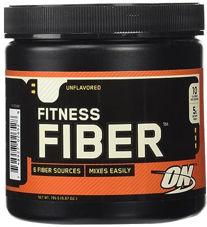 optimum nutrition fitness fiber unflavored 687 ounce