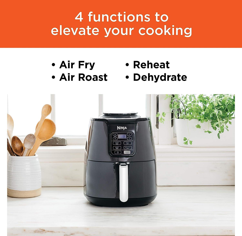 Ninja Air Fryer 4 Quart Capacity - 4 Functions to cook