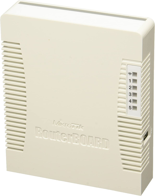 MikroTik RB951UI2HND - Router: Amazon.es: Informática