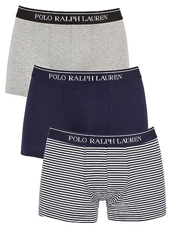 Grey Lauren Men's Ralph Polo Boxers srhQdtC