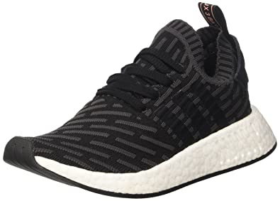 1c38c2b78dec0 Image Unavailable. Image not available for. Color  Adidas - Nmd R2  Primeknit Women Utility Black ...