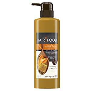 Hair Food Sulfate Free Cleansing Conditioner Infused with Honey Apricot Fragrance 17.9 fl oz