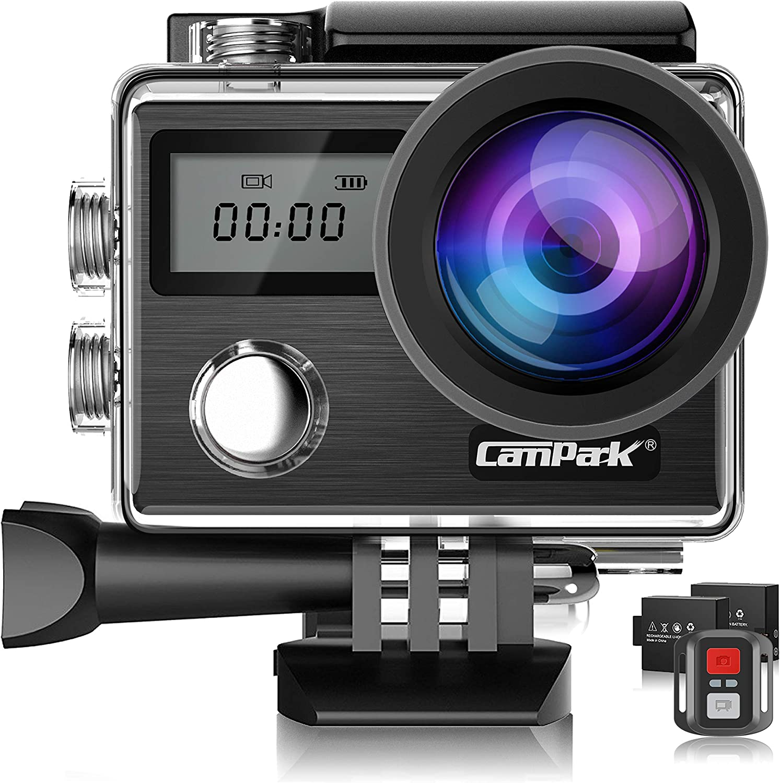 Campark X20 4K Action Camera